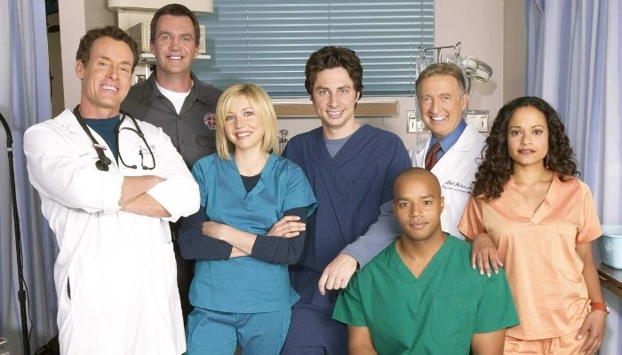 Best Workplace TV Shows - Scrubs
