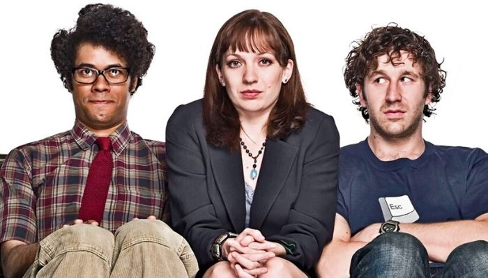 Best Workplace TV Shows - The IT Crowd