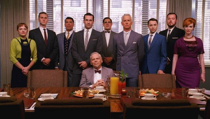Best Workplace TV Shows - Mad Men