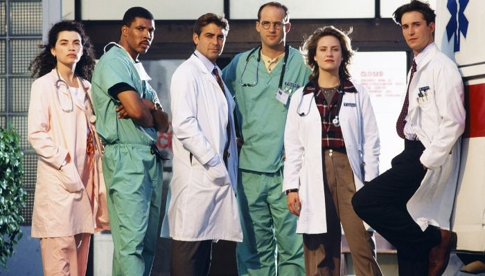 Best Workplace TV Shows - ER
