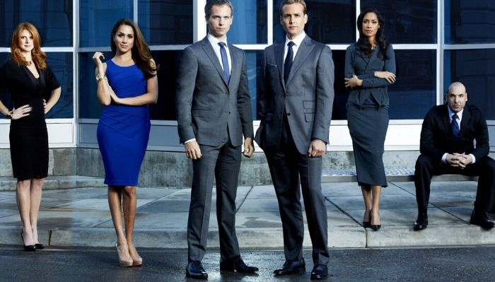 Best Workplace TV Shows - Suits