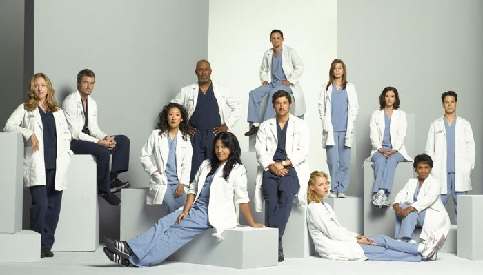 Best Workplace TV Shows - Grey's Anatomy
