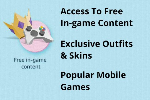 Free In-game Content On Popular Mobile Games For Amazon Prime Members