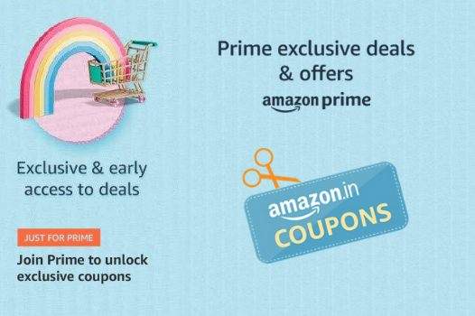 Early Access To Deals & Offers to Amazon Prime members