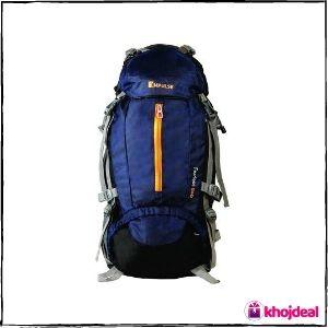 Impulse 65-Litres Blue Rucksack