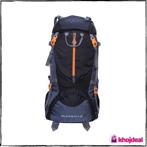 Gleam 75-Litres Climate Proof Mountain Rucksack for Trekking