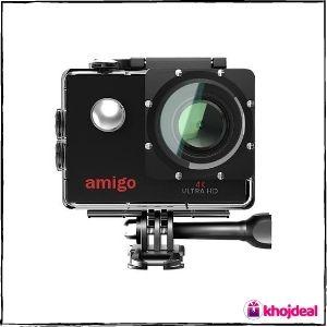Amigo AC-40 4K 16MP Sports Action Camera