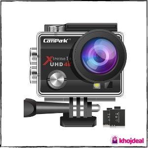 Campark 20MP UHD 4K Action Camera