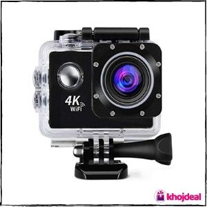 Mabron Drumstone 16MP Sports 4K Action Camera