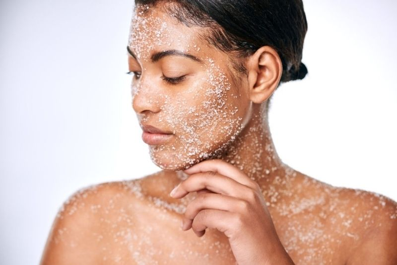 How To Exfoliate Your Skin The Right Way