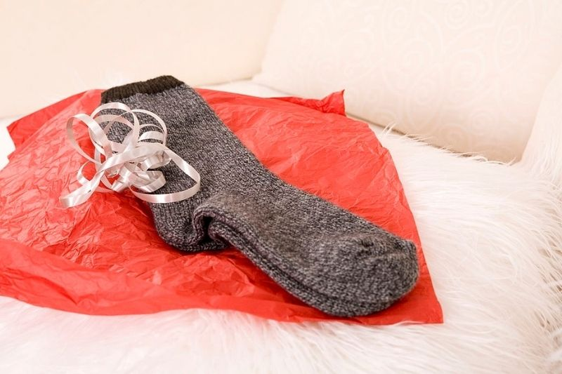How to recycle old socks