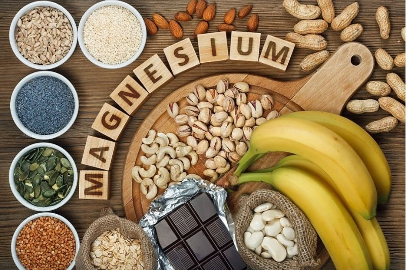 richest foods in magnesium