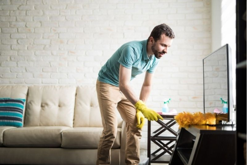 10 Natural Ways To Eliminate Dust In The Home