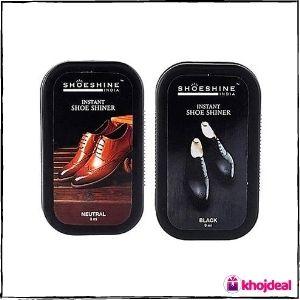 Shoeshine Shoe Shiner Sponge Shoe Polish