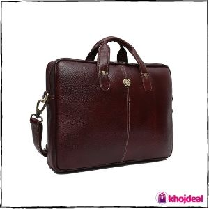 Hammonds Flycatcher Genuine Leather Laptop Bag (13-inch)