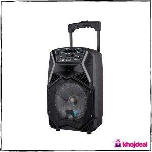 Impex TS-25B 25W Portable Trolley Speaker