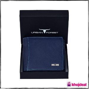 Urban Forest Men's Leather Wallet