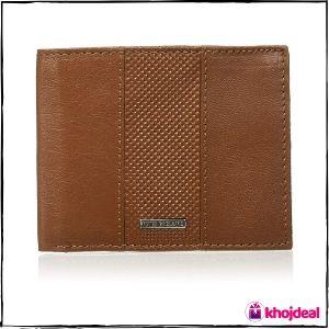 Peter England Men's Leather Wallet