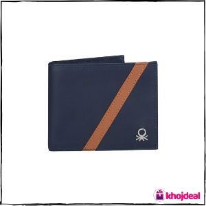 United Colors of Benetton Men's Leather Wallet