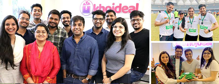 Khojdeal Team