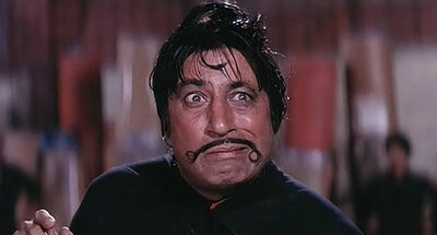 Funny dialogues from Shakti Kapoor