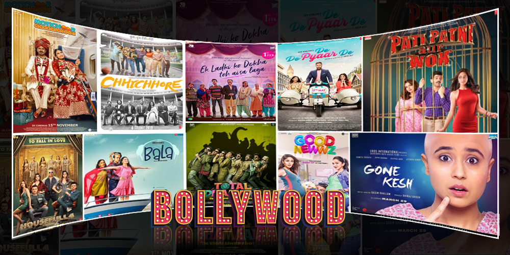 bollywood comedy movies of 2019