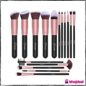 Bestope Makeup Brushes