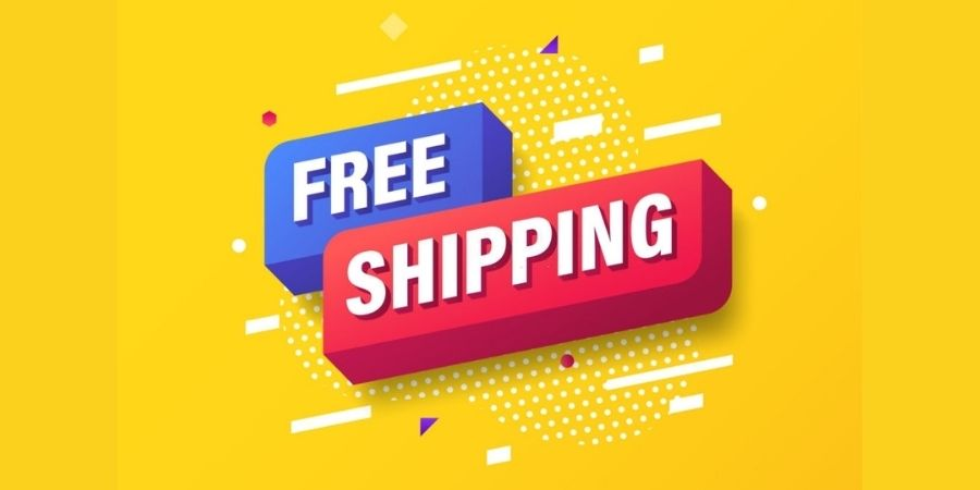 Don't be fooled by free shipping