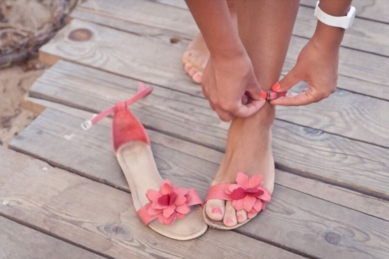 The sandals for every outfit in summer