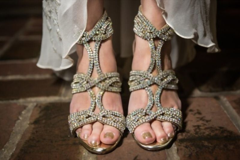 The sandals to wear on summer evenings