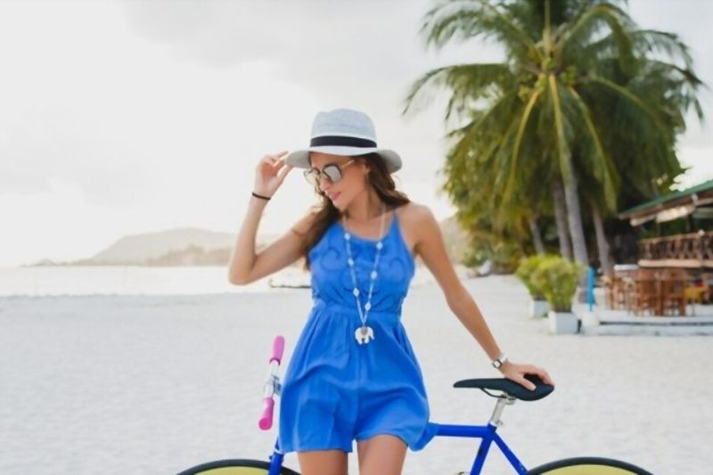 How to dress in summer what colors to wear and the shades to avoid