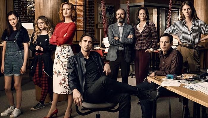 Best Workplace TV Shows - Halt and Catch Fire