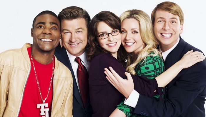 Best Workplace TV Shows - 30 Rock