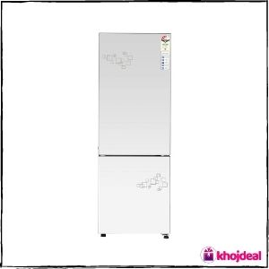 Haier 256L 3 Star Double Door Refrigerator (HRB-2764PMG-E)