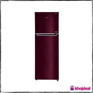 Lloyd 310L 2 Star Double Door Refrigerator (GLFF312AMWT1PB)