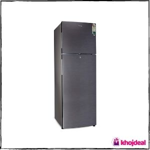 Croma 347L 3 Star Double Door Refrigerator (CRAR2404)