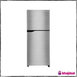 Panasonic 268L 2 Star Double Door Refrigerator (NR-TBG27VSS3)