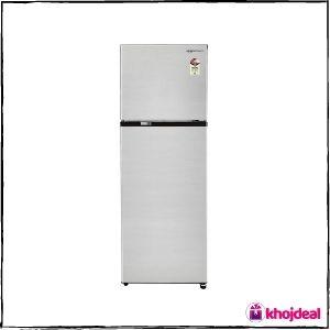 Amazon Basics 335L 3 Star Frost Free Double Door Refrigerator (AB2021INRF002)