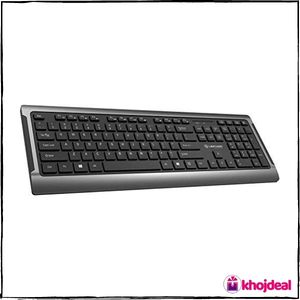 Lapcare Solo Plus LKB701 Wireless Keyboard