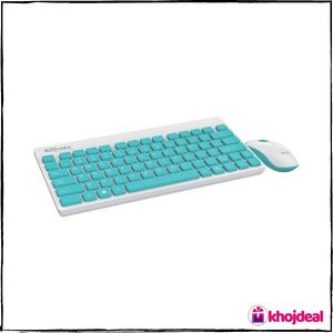 Portronics Key2 Wireless Keyboard and Mouse Combo