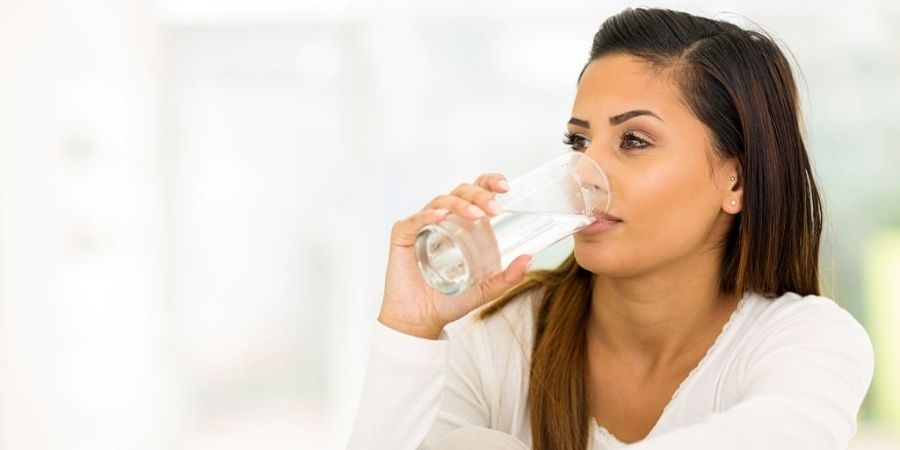 5 Tips On How To Reactivate Your Metabolism - Consume lots of water