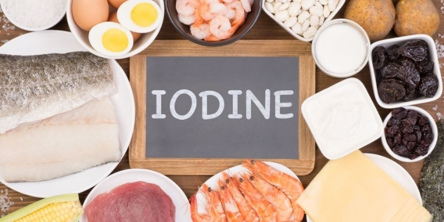 5 Tips On How To Reactivate Your Metabolism - Foods that contain iodine