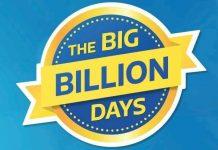 Flipkart Big Billion Days 2019