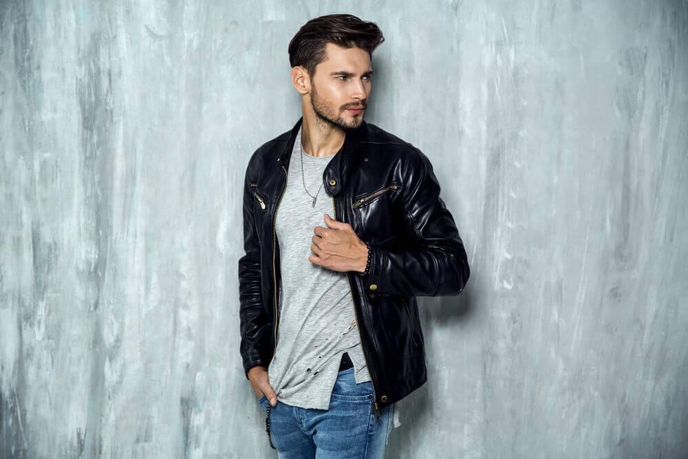 Top 10 Best Leather Jacket Brands For Men Online In India