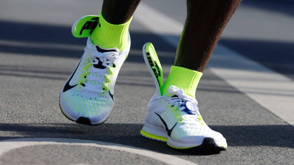Eliud Kipchoge Nike Shoes