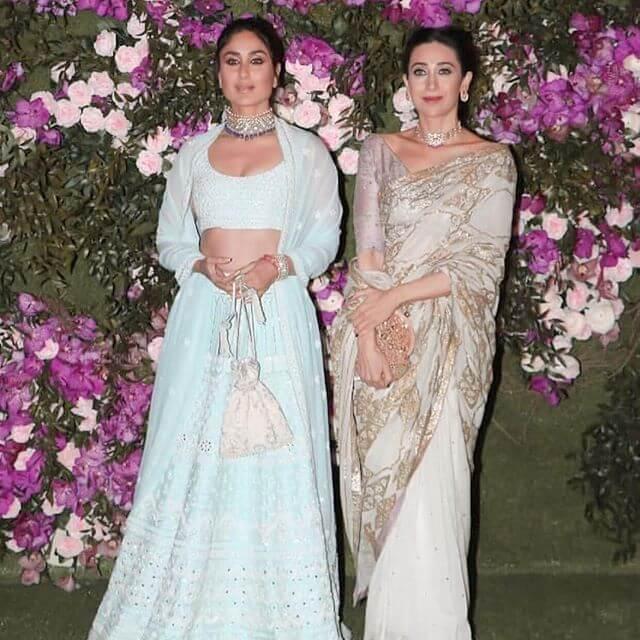 Kareena Kapoor Khan At Ambani Wedding
