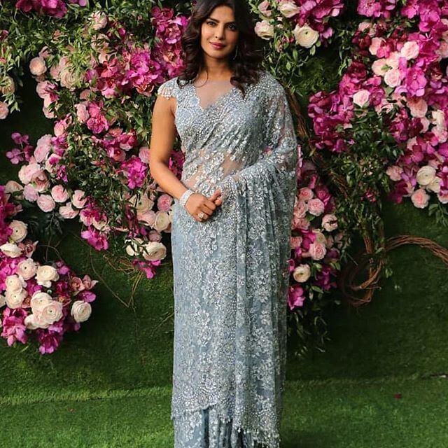 Priyanka Chopra At Ambani Wedding