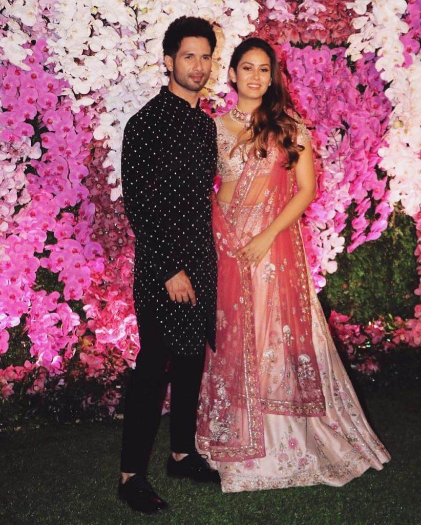 Shahid Kapoor At Ambani Wedding