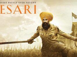 Kesari Movie Release
