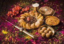 Holi Dishes